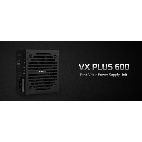 Bảng giá Nguồn Aerocool Vx Plus 600W - Hàng Phong Vũ