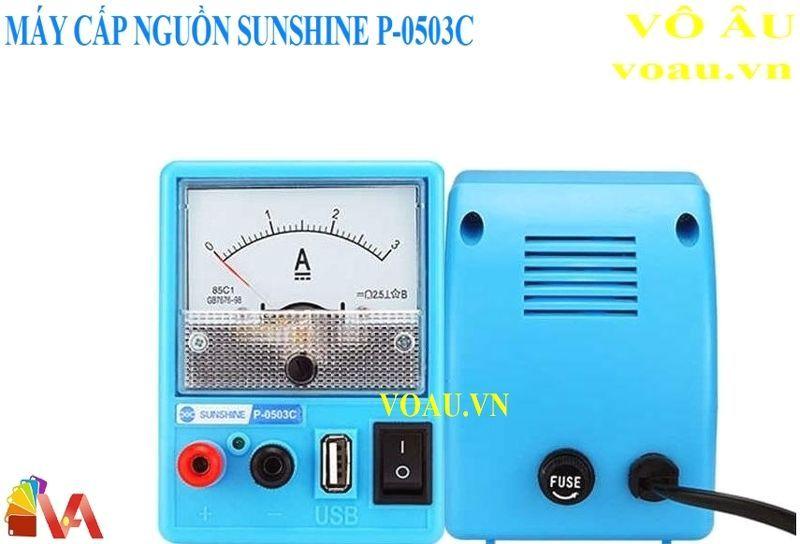 Bảng giá Máy Cấp Nguồn Sunshine P-0503C Phong Vũ