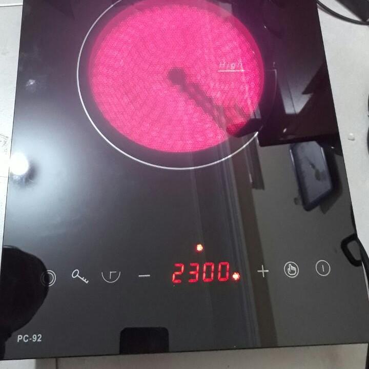 [ Chỉ một ngày giảm giấ siêu khủng] Bếp Điện Hồng Ngoại Đơn BOSCH Model PC-92. Bếp điện Bosch. Bếp điện.Bếp nướng (Bảo hành 24 tháng) - MIDEA MART.