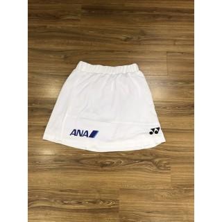 Váy cầu lông Yonex ANA màu trắng thumbnail