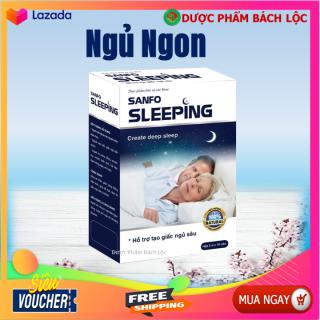 Sanfo Sleeping - Giúp dễ ngủ, tạo giấc ngủ sâu tự nhiên thumbnail