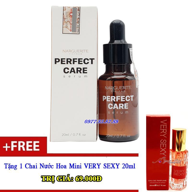 Serum Ốc Sên Perfect Care Top #1 Dược Phẩm Dưỡng Trắng Da (Tặng kèm 1 chai nước hoa mini)