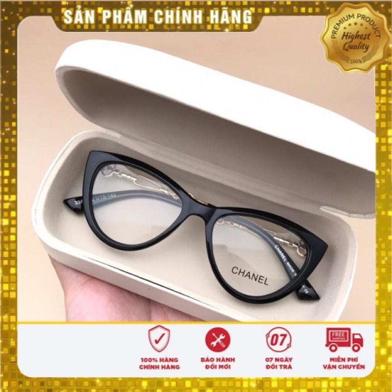 Giá bán Gọng kính mắt mèo cnl 3386 BUCSHOP dáng đẹp