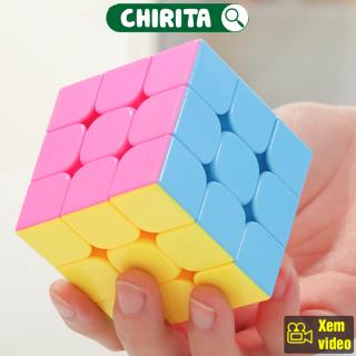 (GIÁ THANH LÝ - FREE SHIP) Đồ Chơi Rubik 3x3x3 - Rubik Magic Cube 3x3 Promotion HÀNG XỊN xoay cực mượt (shop có đủ rubik 2x2x2, 3x3x3, 4x4x4, 5x5x5, 6x6x6, 7x7x7) thumbnail