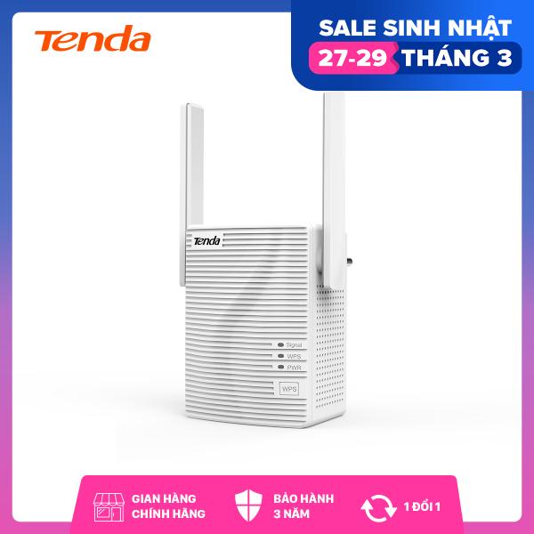Tenda Bộ kích sóng Wifi A18 Chuẩn AC 1200Mbps - Hãng phân phối chính thức