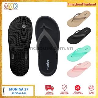 Dép Thái Lan nữ xỏ ngón quai trong siêu nhẹ MONOBO - MONIGA 27 thumbnail