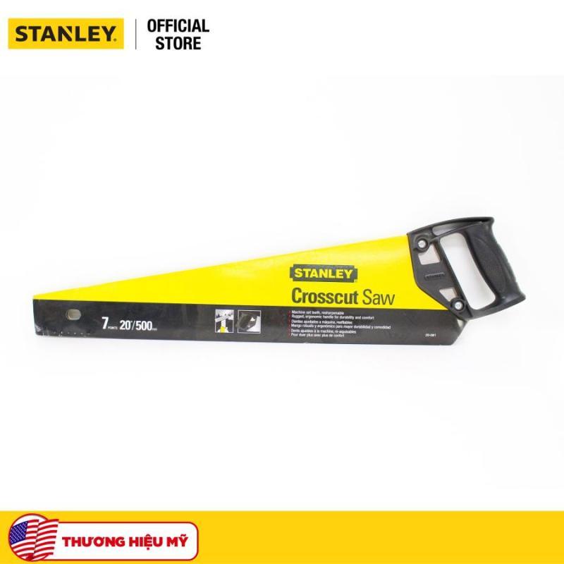 Cưa thẳng 6T/7PT 20 Stanley 20-081