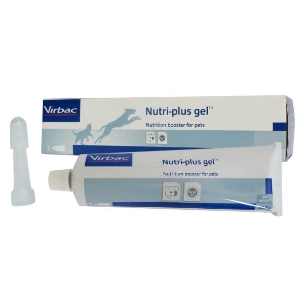 Gel dinh dưỡng cho chó mèo bệnh biếng ăn gầy gọc - Nutri Plus Gel Virbac, cung cấp năng lượng cùng tất cả các vitamin và khoáng chất cần thiết