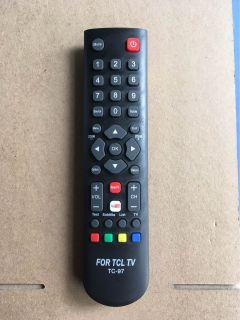 Điều khiển tivi TCL Smart internet RC200 vào mạng internet - tặng kèm pin ,Remote điều khiển tivi TCL Smart RC200 smart internet 8