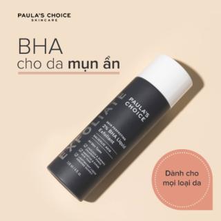 Tẩy Da Chết Paula's Choice Skin Perfecting 2% BHA Liquid Exfoliant 30ml
