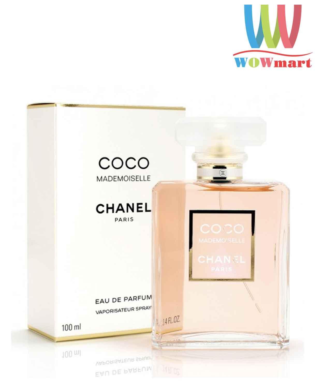 Nước hoa nữ Chanel CoCo Mademoiselle Paris EDP 100ml - PHÁP