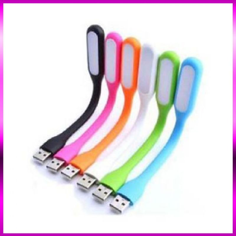 Bảng giá Đèn LED USB siêu sáng uốn dẻo cắm nguồn usb sạc dự phòng - đèn ban đêm cho máy tính xác tay nhỏ gọn tiện lợi Phong Vũ