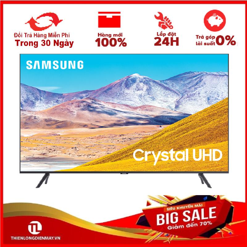 Bảng giá TRẢ GÓP 0% - Smart Tivi Samsung 4K 75 inch UA75TU8100- Bảo hành 2 năm