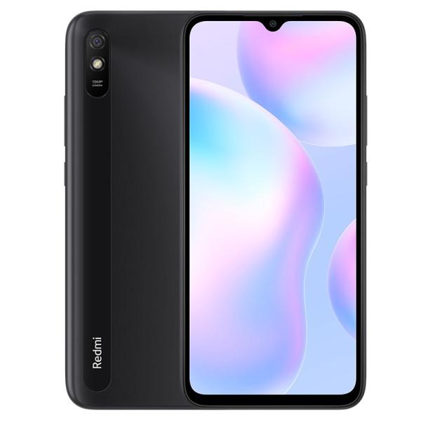 Điện thoại Xiaomi Redmi 9A 2GB/32GB - Chip MediaTek Helio G25 8 nhân (12 nm), Màn hình 6.53 HD+, Camera 13MP, Pin 5000 mAh, Cảm biến nhận diện khuôn mặt - BH Chính hãng 18 tháng
