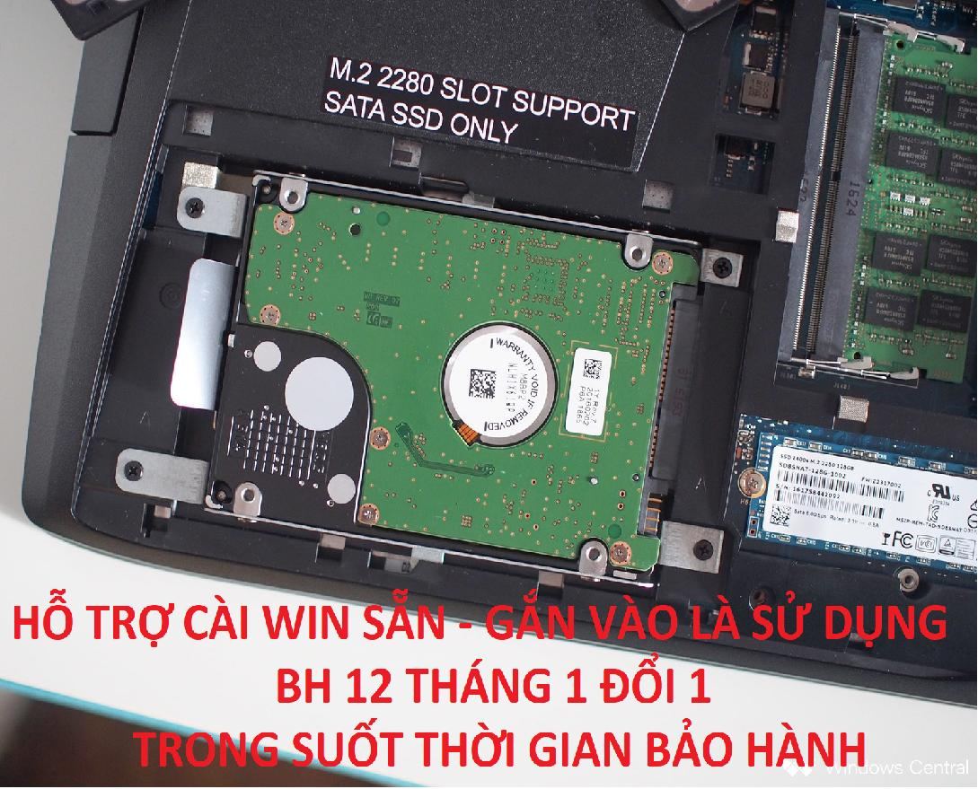 Giá Ổ cứng HDD Laptop tháo máy 500GB - Bảo hành 12 tháng 1 đổi 1