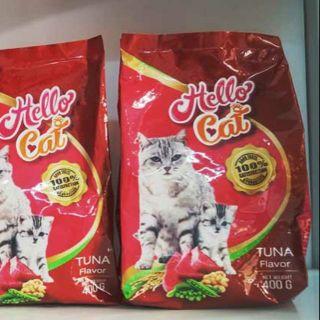 Hạt Hello Cat Tuna Cá Ngừ 400g Mèo ăn thumbnail