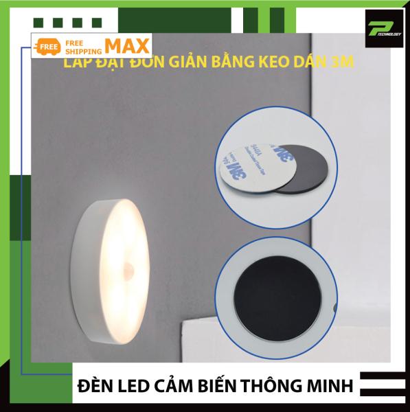 Bảng giá Đèn Cảm Biến Đèn LED Chiếu Sáng Thông Minh Đa Chức Năng Tích Điện PT Technology