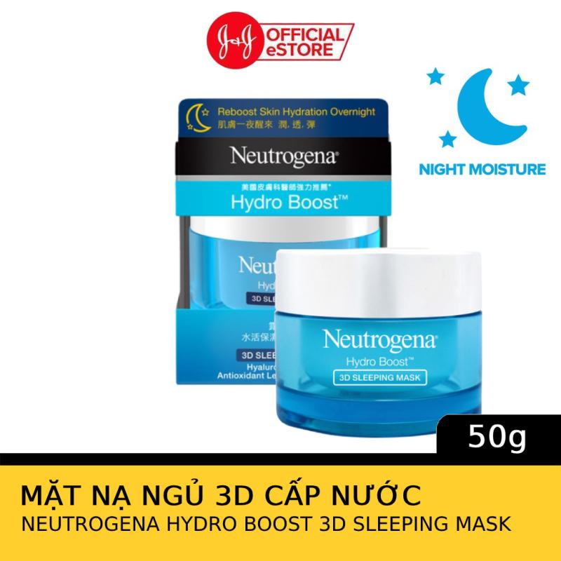 Mặt nạ ngủ cấp nước Neutrogena Hydro Boost 3D sleeping mask 50g - 101035662 giá rẻ