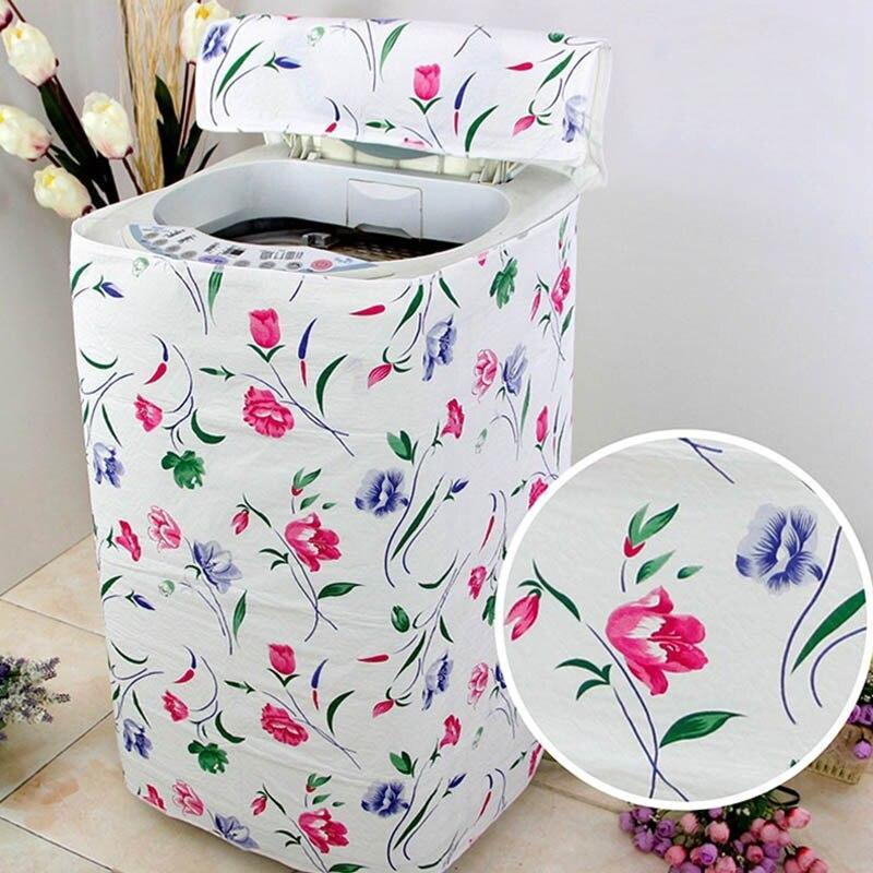 Bảng giá Vỏ bọc máy giặt cao cấp dùng cho máy giặt lồng đứng , lồng ngang từ 7-10kg , kích thước 64x61x90 phủ máy giặt an toàn, chống thấm , chống bụi bẩn Điện máy Pico