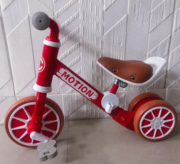 Giá bán [XE CHÒI CHÂN] Xe chòi chân - Xe đạp cho bé - Xe đạp kiêm chòi chân 2 trong 1 cho bé - Xe đạp 3 bánh - Đồ chơi cho bé ( BẢO HÀNH 1 ĐỔI 1)
