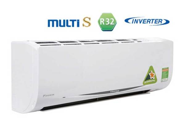 Bảng giá Dàn lạnh CTKC25RVMV treo tường Daikin MultiS (1.0Hp) Inverter