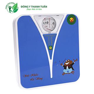 Cân Sức Khỏe Gia Đình Nhơn Hòa 120kg - Bảo hành 1 Năm, Giao Màu Ngẫu Nhiên thumbnail