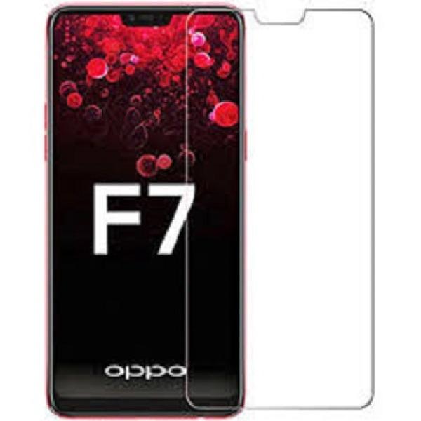Kính cường lực Oppo F7 kính trong suốt