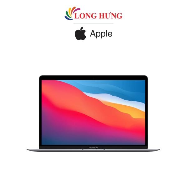 Laptop Apple Macbook Air M1 2020 (13.3/8GB/512GB SSD/8-core GPU) - Hàng chính hãng - Màn hình 13.3inch Ram 8GB Ổ cứng SSD 512GB 8-Core GPU