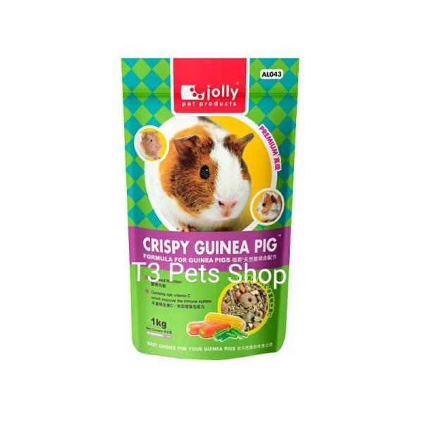 Cỏ crispy(nhiều thành phần rau củ) cho gunea pig 1kg