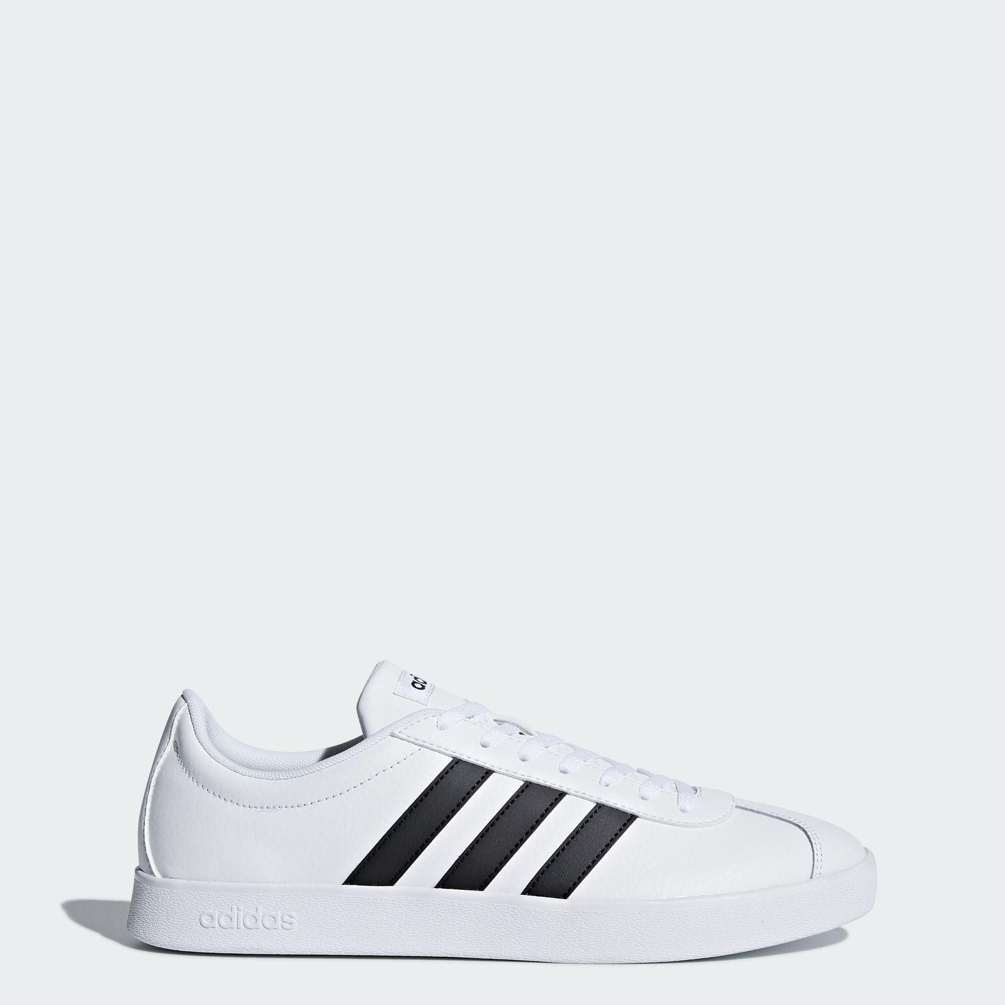 Adidas SKATEBOARDING Giày VL Court 2.0 Nam Màu Trắng DA9868 Giá Quá Tốt Phải Mua Ngay