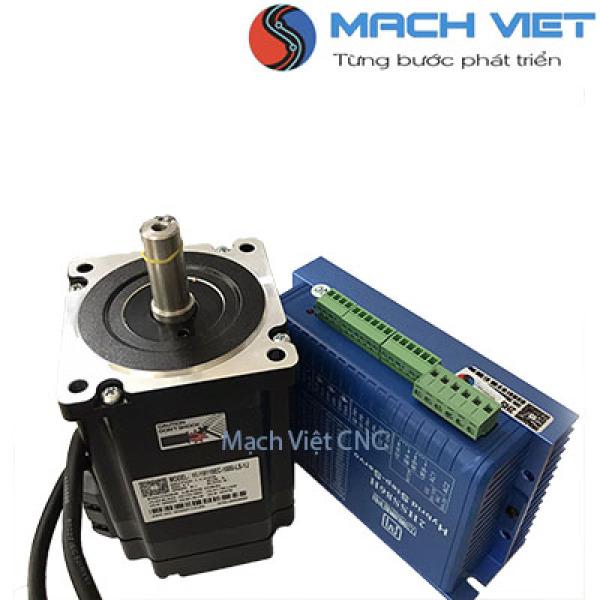 Bộ động cơ Hybrid Servo JMC 8.5Nm 86J18118EC-1000 và Driver 2HSS86H