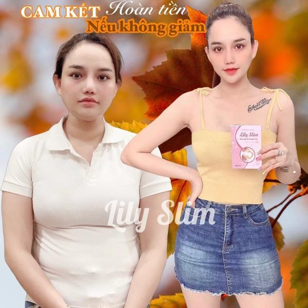 Thảo mộc giảm cân Lily Slim giá rẻ