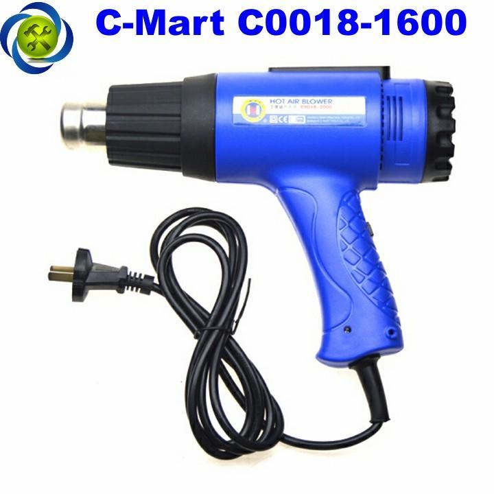 Máy thổi hơi nóng C-Mart C0018-1600