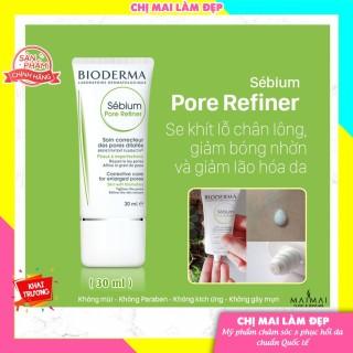 Kem dưỡng se nhỏ lỗ chân lông và hạn chế tiết dầu Bioderma Sébium Pore refiner 30ml thumbnail