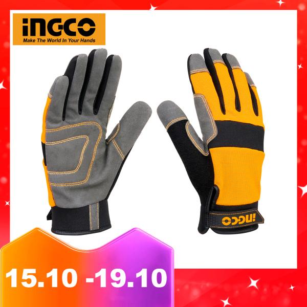 INGCO Găng tay cơ khí HGMG01-XL