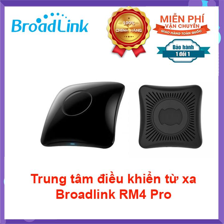 Giá Trung tâm điều khiển từ xa Broadlink RM4 Pro