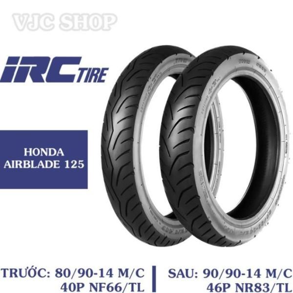 Lốp xe máy Inoue (IRC) cho Honda Airblade 125