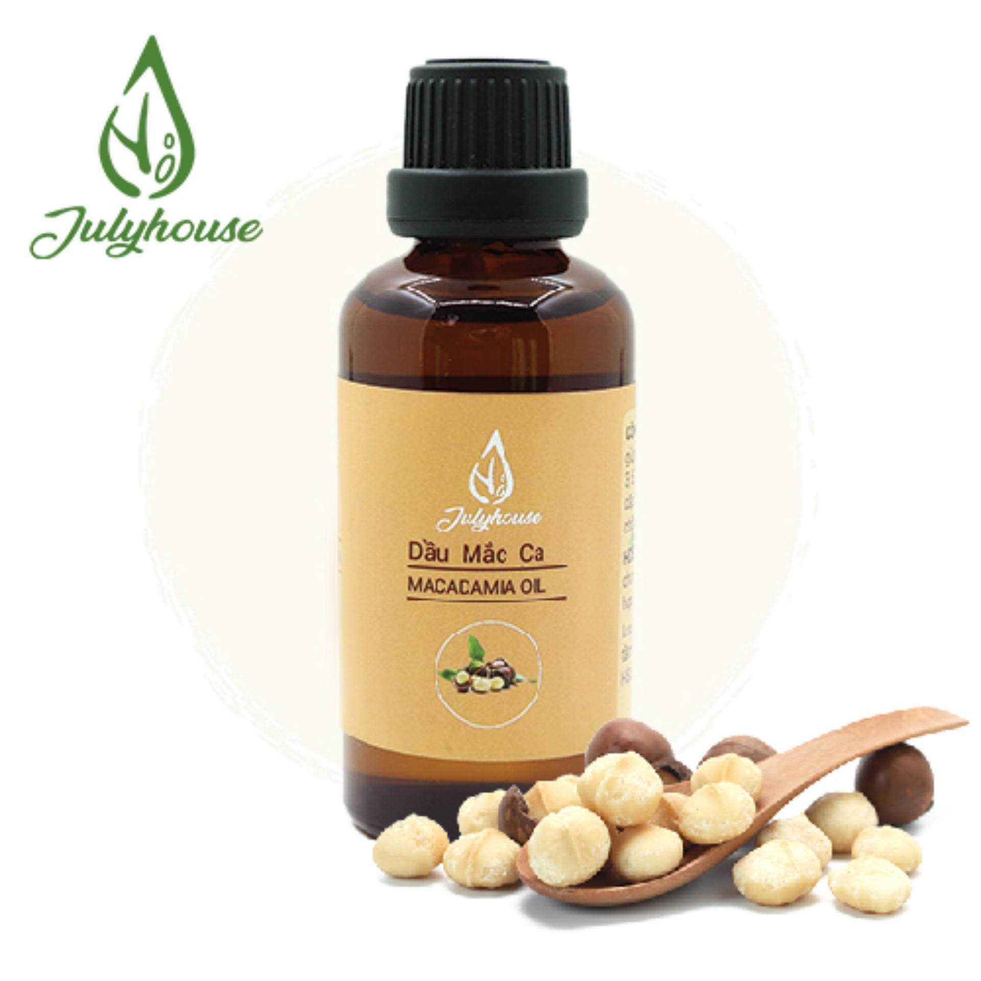 Dầu Macadamia Dưỡng tóc Julyhouse 30ml