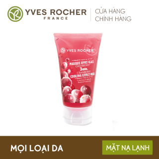 Mặt Nạ Yves Rocher Cranberry Cooling Effect Mask 3 Minutes 50ml thumbnail