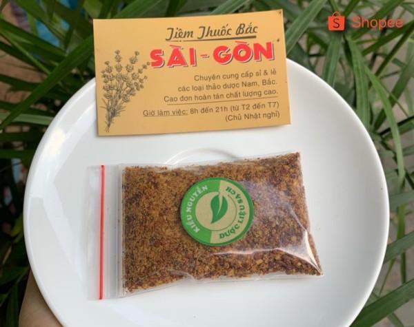 Set 10 Túi Bột Bó Lòng Bàn Chân Ngừa Tai Biến nhập khẩu