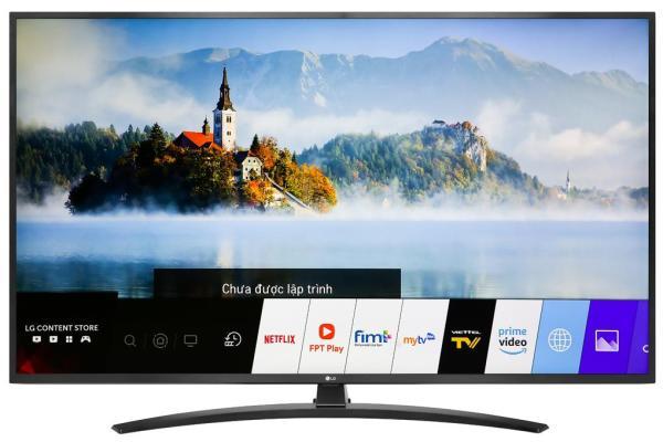Bảng giá Smart Tivi LG  55UM7400PTA 4K 55 inch 2019