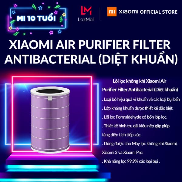 Bảng giá [XIAOMI OFFICIAL] Lõi lọc không khí Xiaomi Air Purifier Filter Antibacterial (Diệt khuẩn)