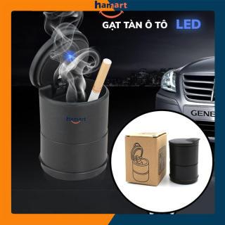 Gạt Tàn Ô Tô Có Đèn LED Chịu Nhiệt Chống Cháy Chất Lượng Cao Tiện Lợi thumbnail