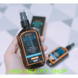 Tinh Dầu Dưỡng Tóc Black Argan Oil thumbnail