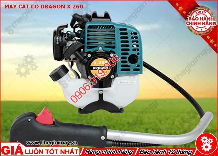 Máy Cắt Cỏ Dragon X 260