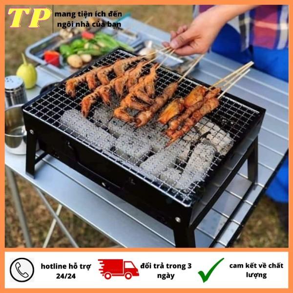 [Khuyến Mãi] Lò nướng sử dụng than ngoài trời thiết kế thông minh không tạo ra khói Hà Nội Shop