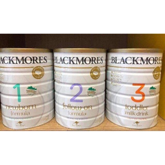 Sữa Blackmore Số 1 900Gram ( Hàng Bay Air)