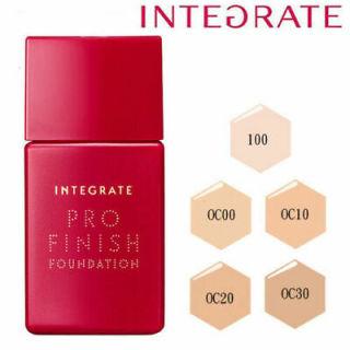 Kem nền dạng lỏng Shiseido Integrate Pro Finish SPF30.PA+++ 30ml - Nhật Bản thumbnail