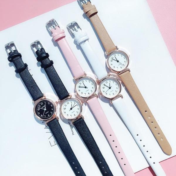 Nơi bán Đồng hồ thời trang nữ Huans mặt số MS775