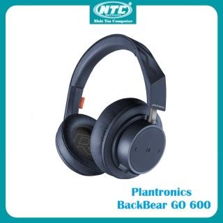 [HCM]Tai nghe Bluetooth chụp tai cách âm Over-ear Plantronics BACKBEAT GO 600 - Hãng phân phối chính thức - Nhất Tín Computer thumbnail
